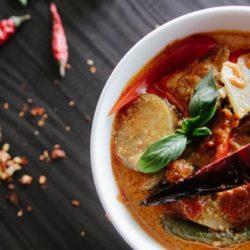 Суп из морепродуктов